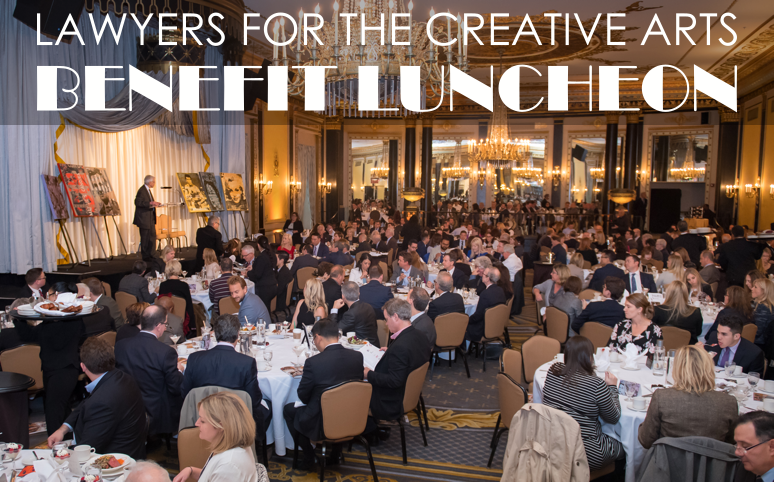 Annual Benefit Luncheon October 20, 2015 Palmer House Hilton